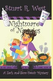 Nightmare of Nannies by Stuart R West image