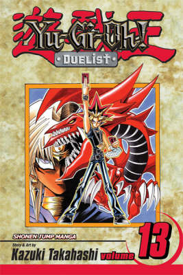 Yu-gi-oh! Duelist: v. 13 by Kazuki Takahashi image