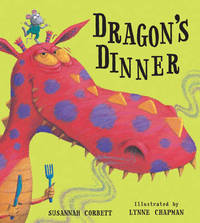 Dragon's Dinner by Susannah Corbett image