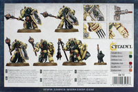 Warhammer 40,000 Deathwing Command Squad image