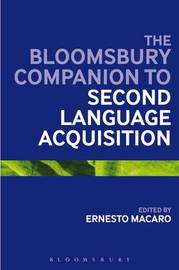 Continuum Companion to Second Language Acquisition by Ernesto Macaro image