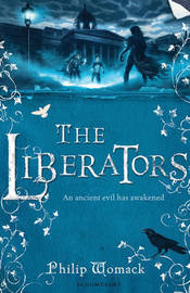 The Liberators by Philip Womack image