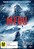 Meru on DVD