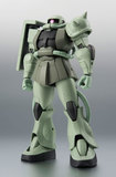Robot Damashii - MS-06 Zaku (Anime Ver.) Articulated Figure