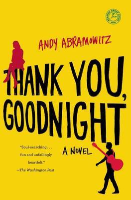 Thank You, Goodnight by Andy Abramowitz image