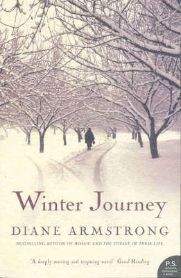Winter Journey by Diane Armstrong image