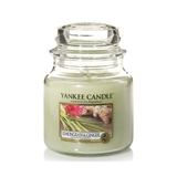Yankee Candle Medium Jar - Lemongrass & Ginger (411g)