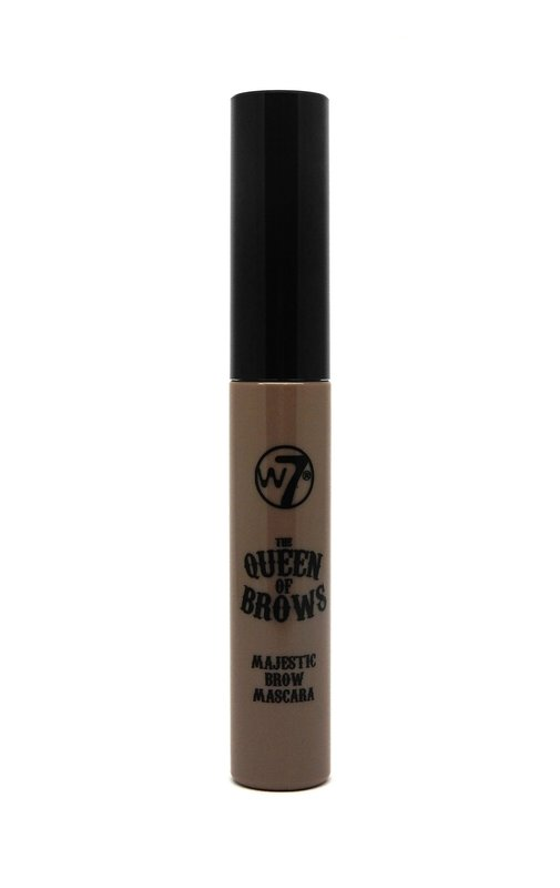 W7 Queen of Brows Majestic Brow Mascara (Brown)