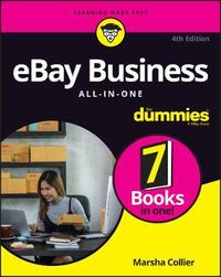 eBay Business All-in-One For Dummies by Marsha Collier