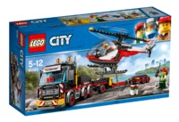 LEGO City: Heavy Cargo Transport (60183)