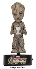 Avengers 3: Infinity War - Groot Body Knocker