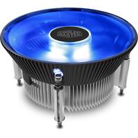 Cooler Master i70C LED CPU Cooler STRONG AIRFLOWLOW NOISE STANDARD COOLER Intel LGA 1156 / 1155 /