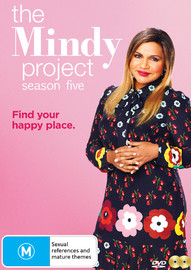 The Mindy Project: Season Five on DVD