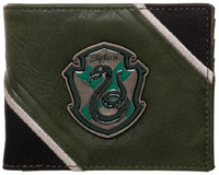 Harry Potter: Slytherin Crest - Bifold Wallet
