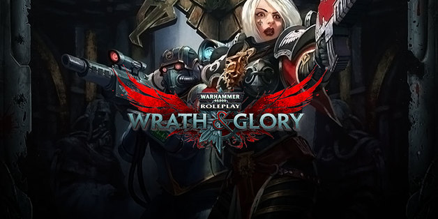 Warhammer 40,000: Wrath & Glory - Campaign Card Deck