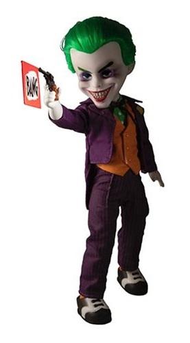 "Living Dead Dolls Presents: DC Universe The Joker - 10"" Doll"