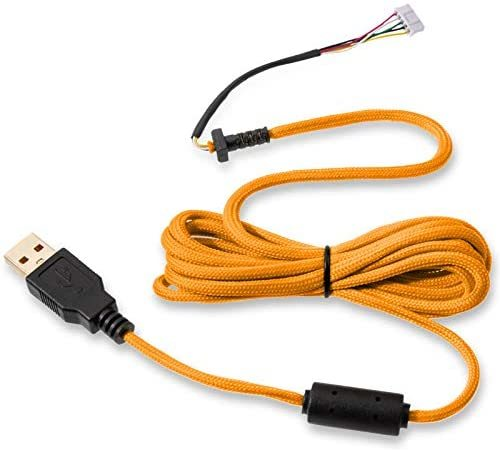 Glorious PC Gaming Ascended Mouse Cable V2 Glorious Gold for PC
