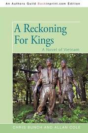 A Reckoning for Kings by Chris Bunch image
