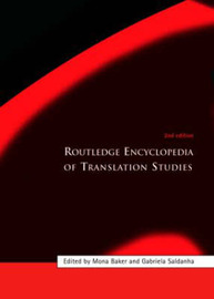 Routledge Encyclopedia of Translation Studies image