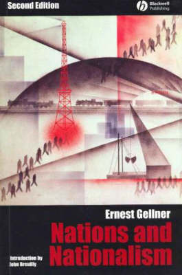 Nations and Nationalism by Ernest Gellner image