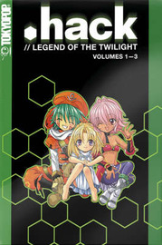 Hack: Legend of the Twilight Box Set by Rei Izumi image
