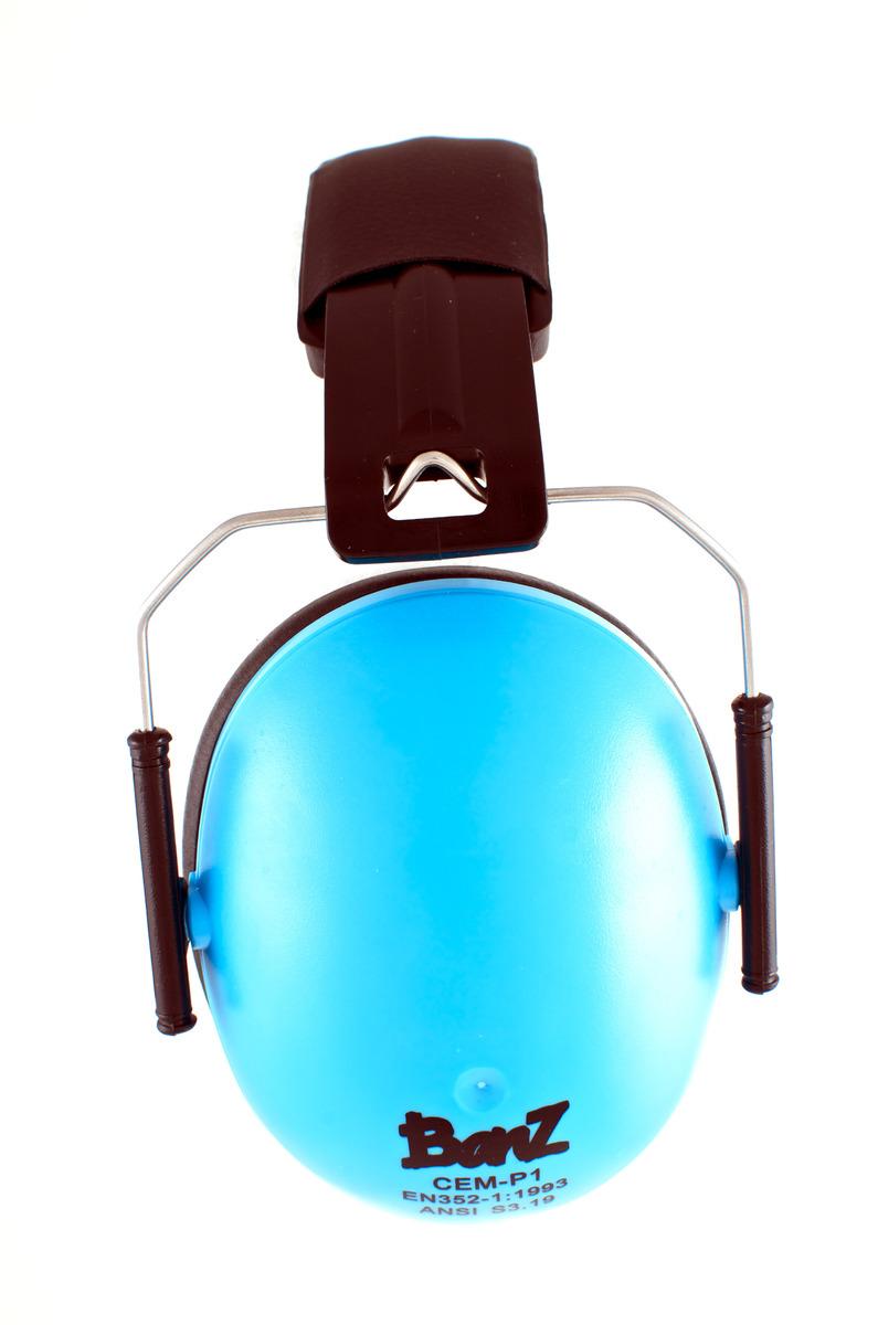 Banz Earmuffs (Blue) image