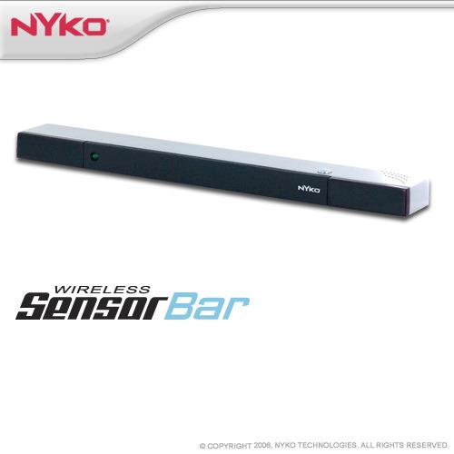 Nyko Wireless Sensor Bar for Nintendo Wii