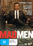 Mad Men - The Complete Third Season DVD