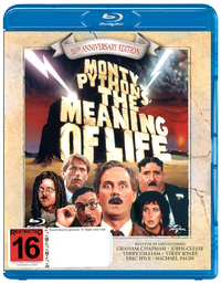 Monty Python's The Meaning of Life on Blu-ray