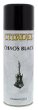 Citadel Spray Paint - Chaos Black