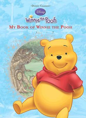 "Disney Diecut Classics: My Book of ""Winnie the Pooh"""