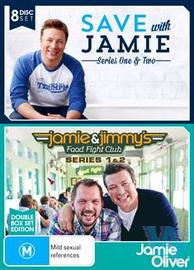 Jamie Oliver Box Set on DVD