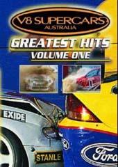 V8 Super Cars Greatest Hits Volume 1 on DVD