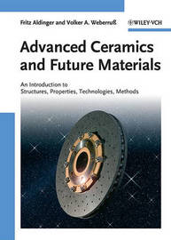Advanced Ceramics and Future Materials by Fritz Aldinger image