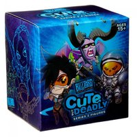 Blizzard: Cute But Deadly Series #2 Deluxe Vinyl Figure (Blind Box)