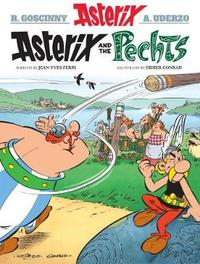 Asterix and the Pechts by Didier Conrad