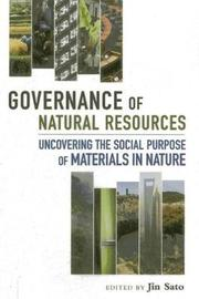 Governance of natural resources by United Nations University
