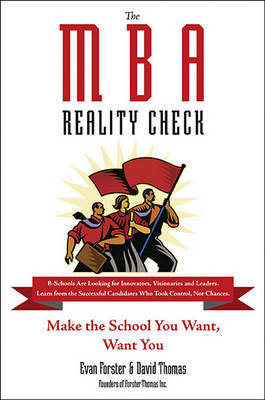 The MBA Reality Check by Evan Forster image