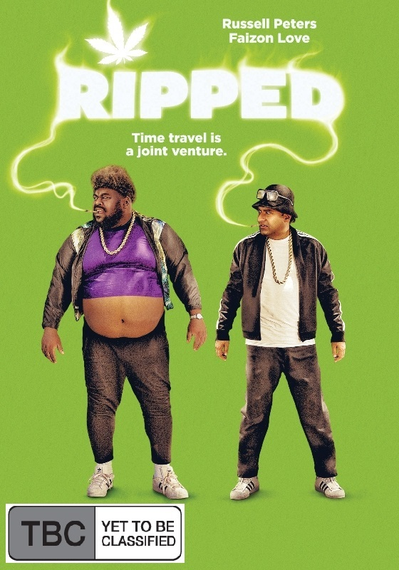 Ripped on DVD