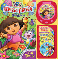 Dora Music Player Storybook by Reader's Digest image