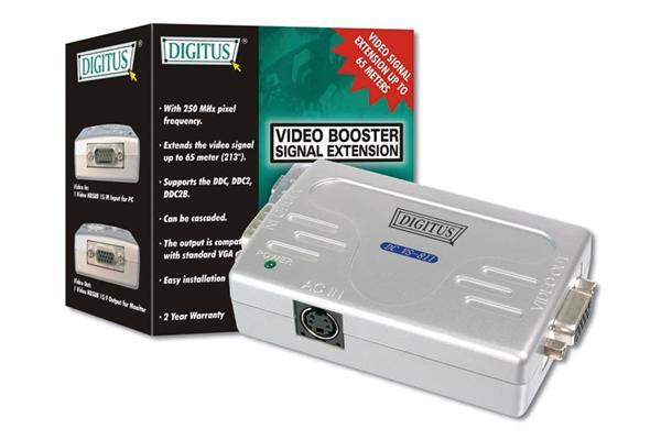 Digitus Video Booster 250Mhz image