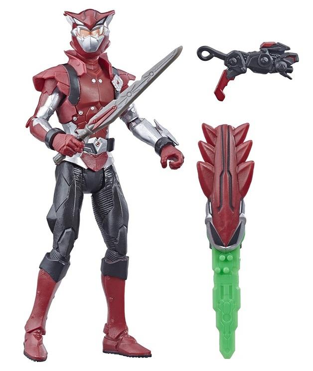 """Power Rangers: Beast Morphers - Cybervillain Blaze 6"""" Action Figure"""