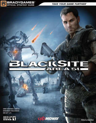 """BlackSite: Area 51"" Official Strategy Guide image"