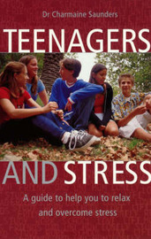 Teenagers and Stress by Charmaine Saunders image