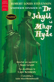 Gnothach Annasach an Dr Jekyll is Mhgr Hyde by Robert Louis Stevenson image