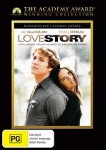 Love Story on DVD