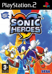Sonic Heroes for PlayStation 2