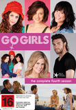 Go Girls - Season 4 DVD