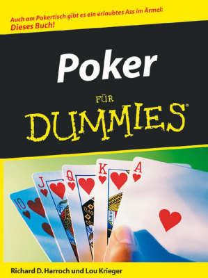 Poker fur Dummies by Lou Krieger