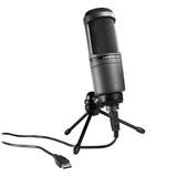 Audio-Technica AT2020 USB Condenser Cardoid Microphone
